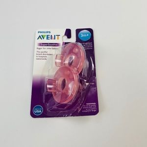 Avent Philips pacifier 2-pk
